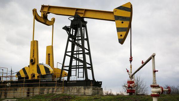 Нефтяные насосы - Sputnik Азербайджан