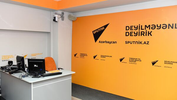 Международный пресс-центр Sputnik - Sputnik Азербайджан