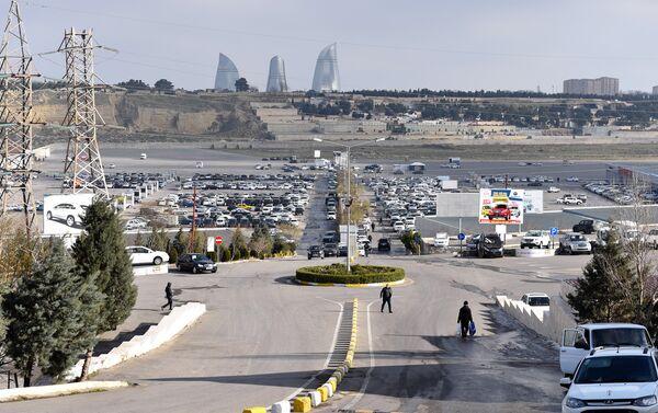 Рынок автомобилей в Баку - Sputnik Азербайджан