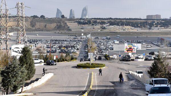 Рынок автомобилей в Баку - Sputnik Azərbaycan