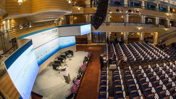 Мюнхенская конференция по безопасности. Архивное фото - Sputnik Азербайджан