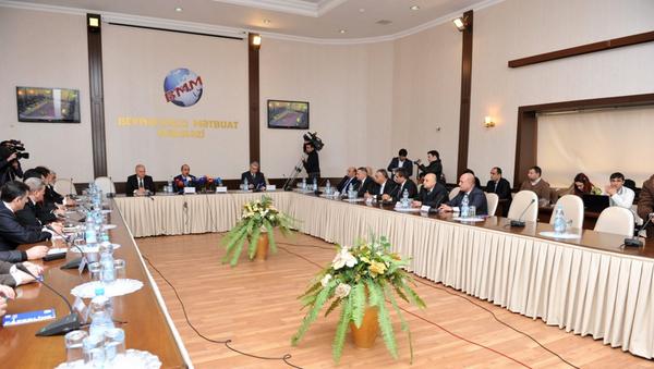 İqtidar - müxalifət dialoqu - Sputnik Azərbaycan