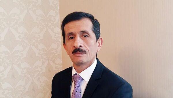 Azər Rəşidoğlu, politoloq - Sputnik Azərbaycan