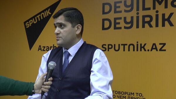 Azərbaycan xarici siyasətdə hədəfləri tam müəyyən etməyib - Sputnik Azərbaycan