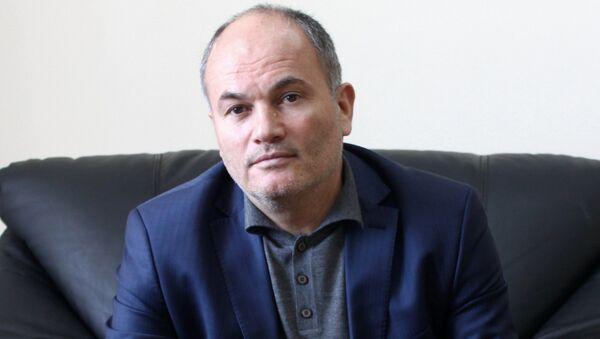 Yadigar Məmmədli, Bakı Beynəlxalq Multikulturalizm Mərkəzinin aparıcı məsləhətçisi - Sputnik Azərbaycan