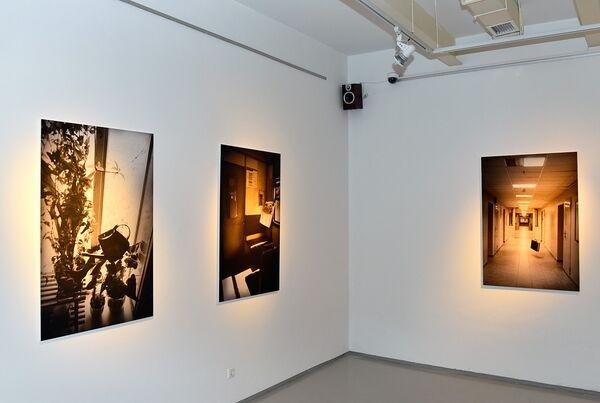 Выставка художницы Оли Кройтор в Баку - Sputnik Азербайджан