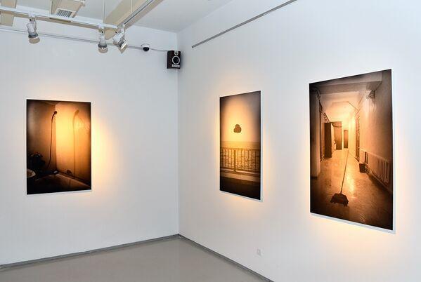 Работы Оли Кройтор на выставке в Баку - Sputnik Азербайджан