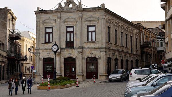 Ичери-шехер. Археологический музей - Sputnik Азербайджан