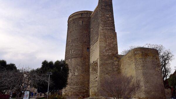 Девичья башня - Sputnik Azərbaycan