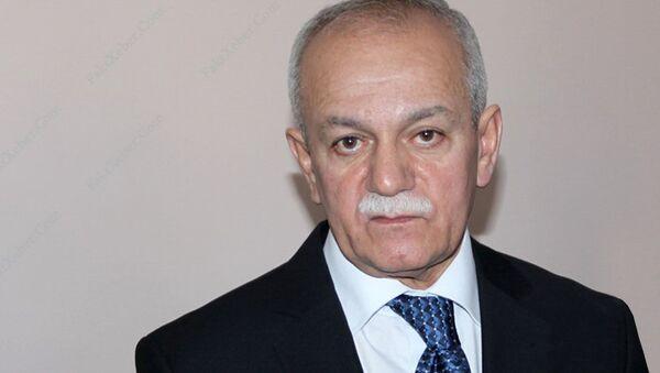 Mahmud Hacıyev, keçmiş polis rəisi - Sputnik Azərbaycan