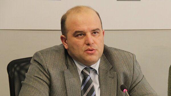 Доктор политических наук Вахтанг Маисая - Sputnik Азербайджан