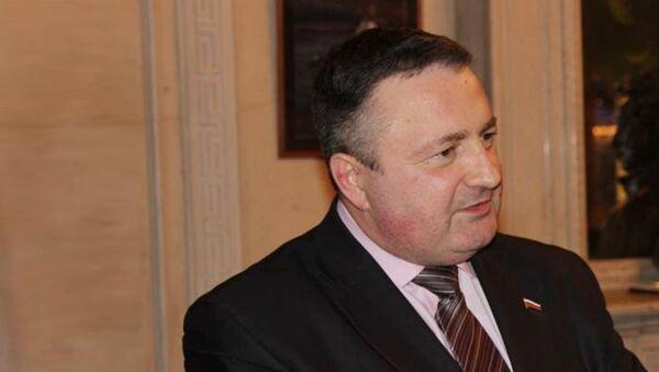 Александр Перенджиев, военный политолог - Sputnik Азербайджан