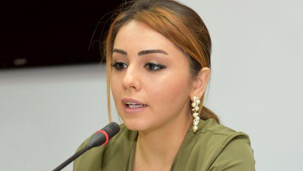 Шафа Мехмангызы - Sputnik Азербайджан