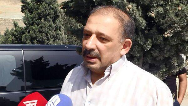 Rauf Mirqədirov, jurnalist - Sputnik Azərbaycan