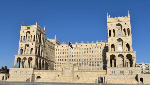 Дом правительства Азербайджана - Sputnik Азербайджан