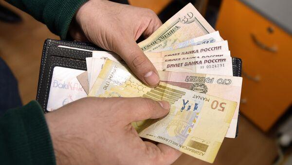 Заработная плата - Sputnik Азербайджан