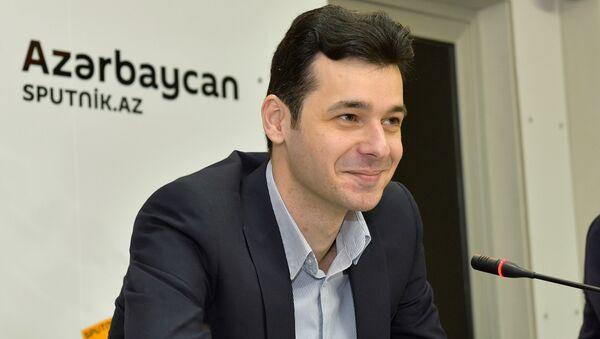 Актер театра, Олег Амирбеков - Sputnik Азербайджан