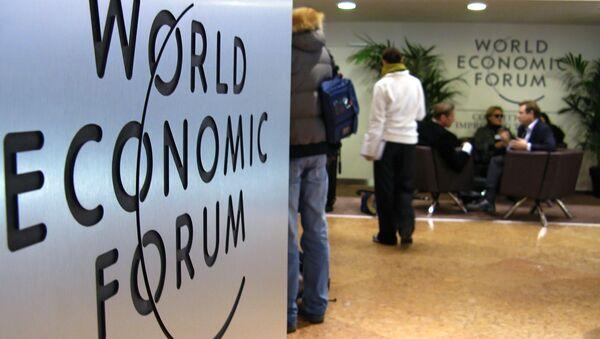 World Economic Forum in Davos - Sputnik Azərbaycan