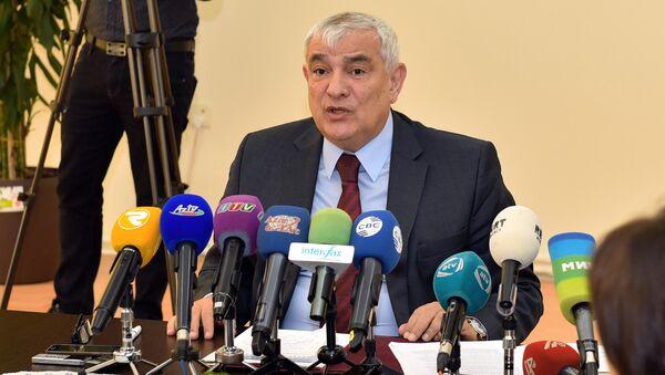 Kamal Abdulla, multikulturalizm və dini məsələlər üzrə Dövlət müşaviri - Sputnik Azərbaycan