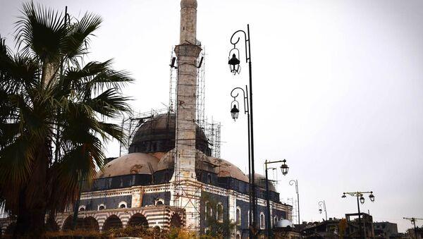 Мечеть Хомса - Sputnik Азербайджан