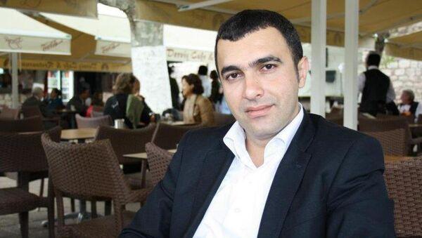 Mikayıl Güləddinoğlu - Sputnik Azərbaycan
