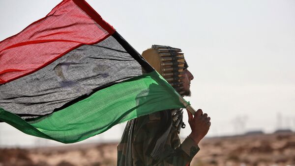 Ситуация в Ливии - Sputnik Азербайджан