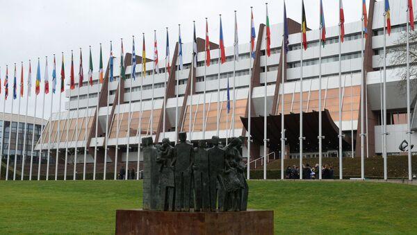 Дворец Европы в Страсбурге, где проходят заседания ПАСЕ - Sputnik Азербайджан
