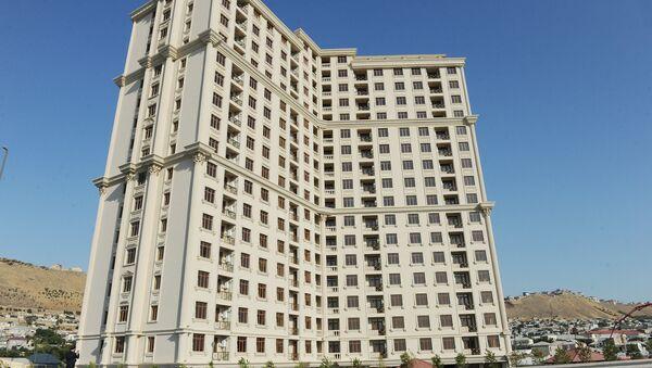 Здание, построенное для журналистов - Sputnik Азербайджан