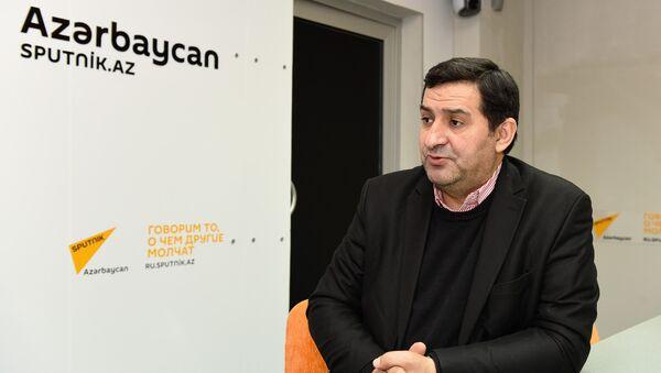 Ilham Əsgəroğlu - Sputnik Azərbaycan