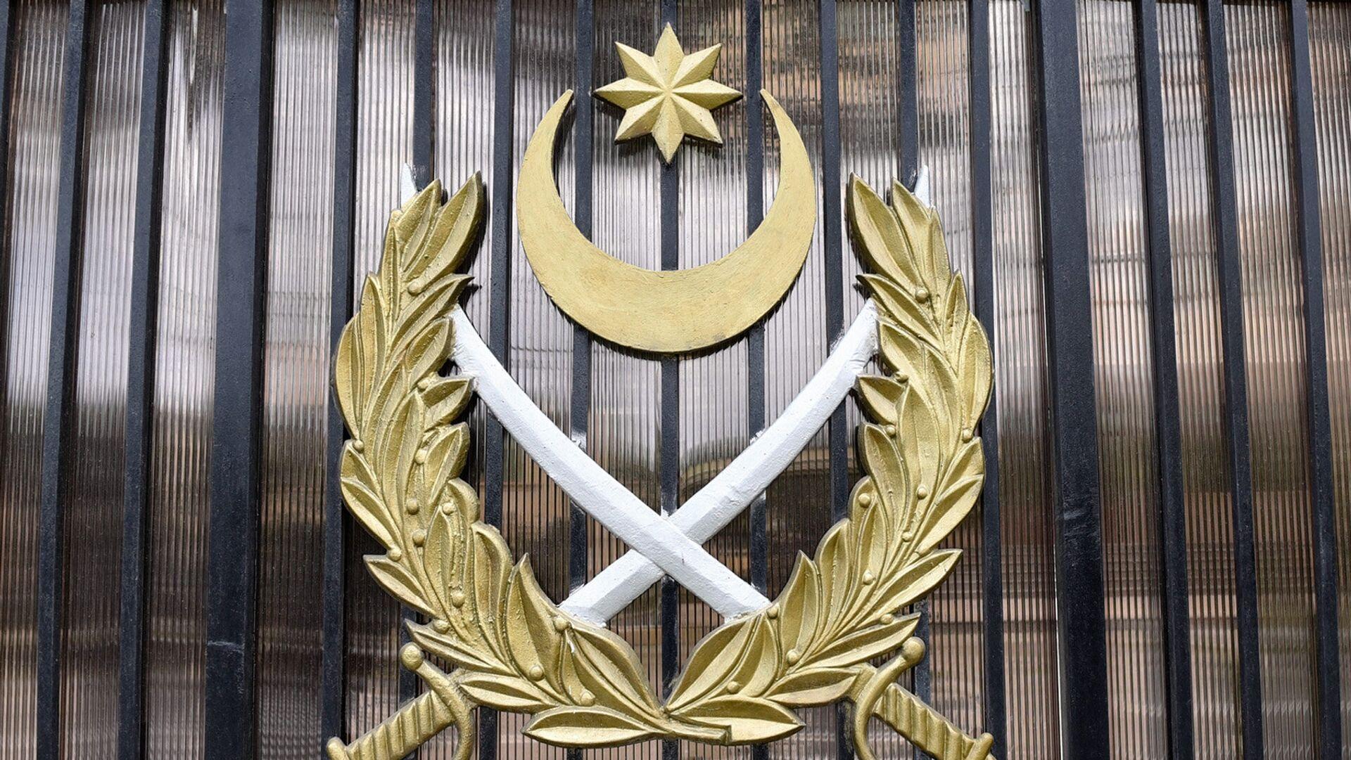 Герб Министерства Обороны Азербайджанской Республики - Sputnik Azərbaycan, 1920, 29.08.2021