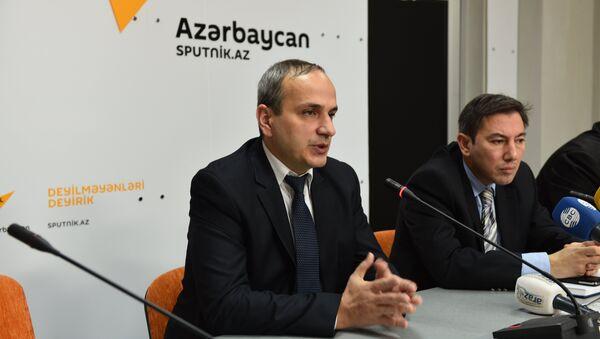 Samir Əliyev, iqtisadçı-ekspert - Sputnik Azərbaycan