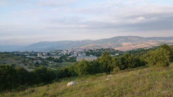 Город Шуша - Sputnik Azərbaycan