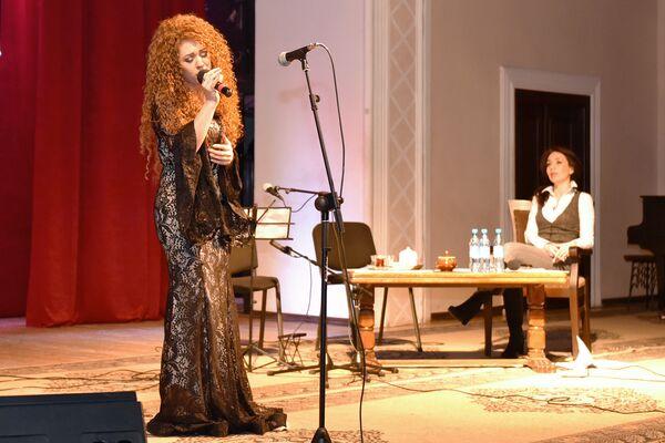 Певица Марьям Шабанова - Sputnik Азербайджан