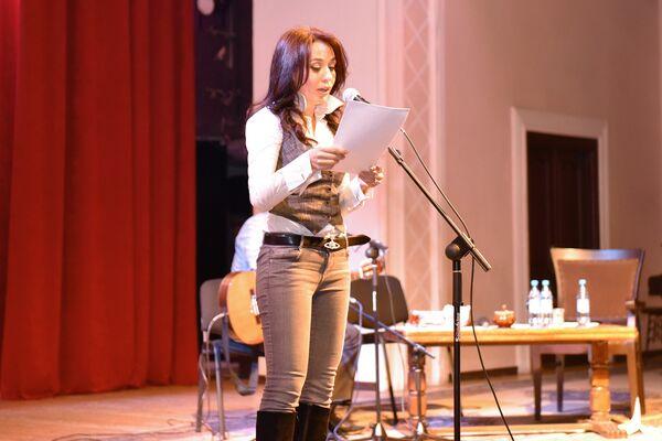 Поэтесса Нигяр Гасанзаде - Sputnik Азербайджан