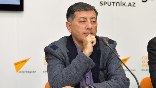 Ильхам Шабан, глава Центра нефтяных исследований - Sputnik Азербайджан