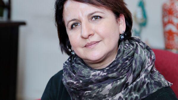 Mədinə Əliyeva, xalq artisti, baletmeyster - Sputnik Azərbaycan