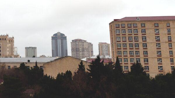 Переменная облачность в Баку - Sputnik Азербайджан