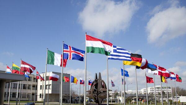 Штаб-квартира НАТО в Брюсселе - Sputnik Азербайджан
