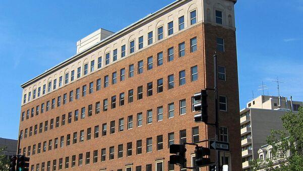 Штаб-квартира Freedom House в Вашингтоне - Sputnik Азербайджан