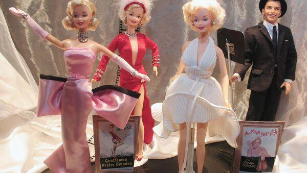 Выставка Чудесный Мир Барби. Легенда Одной Куклы. Архивное фото - Sputnik Азербайджан