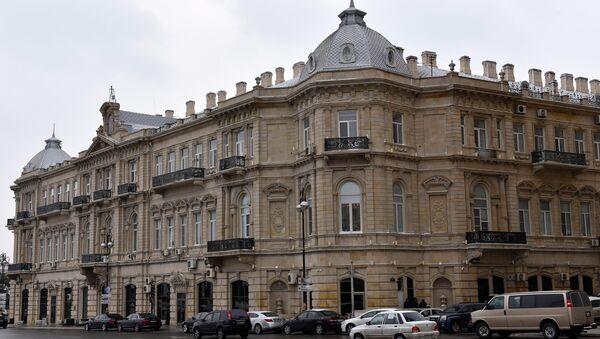 SOCAR-ın baş ofisi - Sputnik Azərbaycan