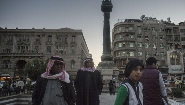 Города мира. Дамаск - Sputnik Азербайджан