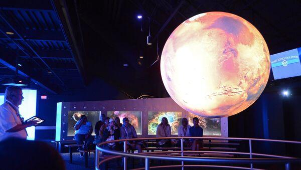 Космический центр им. Д.Ф. Кеннеди во Флориде - Sputnik Азербайджан