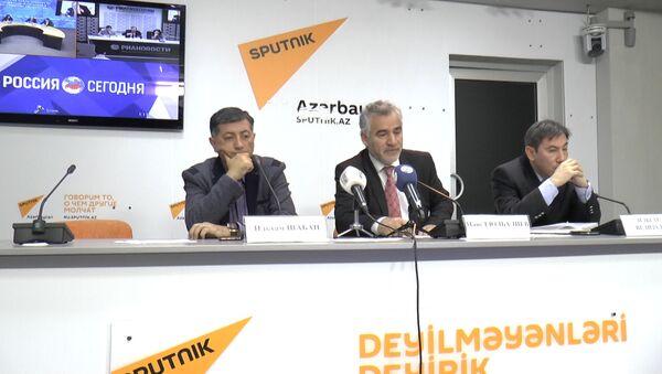 Обвал цен на нефть обсудили страны прикаспийских государств - Sputnik Азербайджан