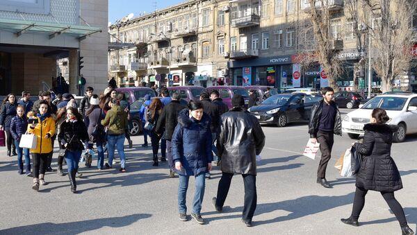 Бакинская молодежь - Sputnik Азербайджан