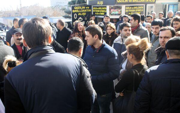 Предприниматели уверяют, что не могут вносить арендную плату из-за снижения продаж - Sputnik Азербайджан
