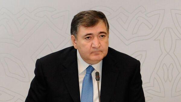 Fazil Məmmədov, Azərbaycan Respublikasının vergilər naziri - Sputnik Azərbaycan