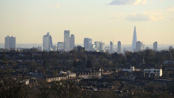 Вид на Лондон - Sputnik Azərbaycan