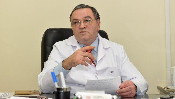 Азад Керимли, главный врач Национального центра онкологии - Sputnik Азербайджан