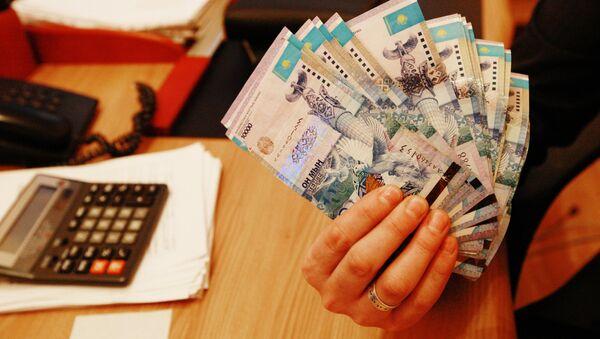 Казахстан ввел плавающий курс национальной валюты - Sputnik Азербайджан